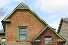 Trim Colors For Dated Orange Brick Houzz Home Pinterest Houzz Bricks And House Colors