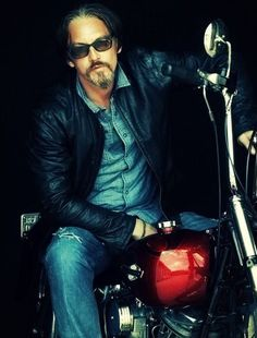 There's just something about him.....Sons Of Anarchy~~~ Chibs <3