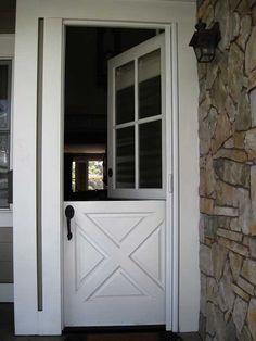 dutch doors | dutch door ext screen 3