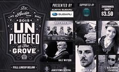 Unplugged 2015 | 93.3 KGSR Radio Austin