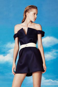 Paper London - summer Jumpsuit Head In The Clouds? This Collection Is Made For You #refinery29