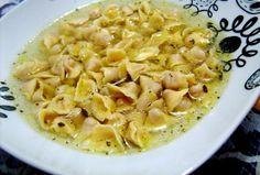 Prato e CIA - As melhores receitas para você se deliciar: Sopa de Agnoline