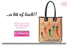 A Bit of Luck..  Fashion Bags Emanuela Biffoli
