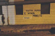 Foto e immagini di Scritte Sui Muri | In strada - Pubblicato in: Saggezza popolare - Autore: Undici - Data: 9 ottobre 2015