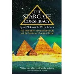 The Stargate Conspiracy, The Truth About Extraterrestrial Life And The Mysteries Of Ancient Egypt By Lynn Picknett, 9780425176580., Mind, Body, Spirit 蛇