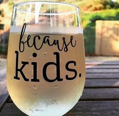Wine Glasses - Yep :)