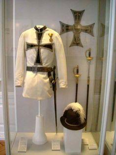 Regalia of HI&RH Archduke Eugen of Austria-Teschen Archduke, Fun World, Medieval Knight, Ferdinand, World History, Knights, Austria, Fashion, Gotha