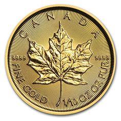 WANT:  2016 CA Canada 110 oz Gold Maple Leaf BU Gold Brilliant Uncirculated