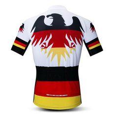 Germany Team Cycling Jersey - BIKERS WORLD Cycling Shorts, Cycling Bikes, Mtb Bike, Bicycle, Germany Team, Team Cycling Jerseys, Bike Gloves, Bike Shirts, Triathlon