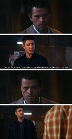 [SET OF GIFS] 5x18 Point of No Return Oh, Dean...