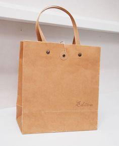Paper Bag Design kraft Print Graphic Fashion 紙袋 クラフト紙 デザイン 印刷 グラフィクデザイン ファッション