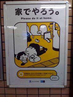 21 Ways To Spot A Train Jerk in Japan - Japan Talk
