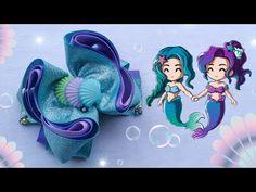 Diy Bow, Diy Hair Bows, Bow Tutorial, Boutique Hair Bows, How To Make Bows, Baby Headbands, Diy Hairstyles, Ribbon, Crafts