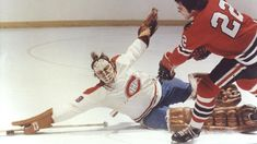 Ken Dryden: 100 Greatest NHL Players Canadiens goalie won Stanley Cup six times, Vezina Trophy five times, captured Conn Smythe Trophy year before being named top rookie Hockey Girls, Hockey Mom, Hockey Teams, Ice Hockey, Ken Dryden, Bobby Orr, Stanley Cup Playoffs, Pittsburgh Penguins Hockey, Amigurumi
