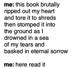Almost every great book for me like Harry potter Percy Jackson divergent mortal instruments maze runner and many I Love Books, Good Books, Books To Read, Up Book, Book Of Life, Book Memes, Book Quotes, Fangirl, Nos4a2