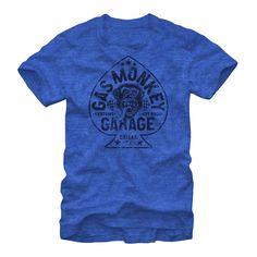 Gas Monkey Mens Speedin Monkey T-Shirt