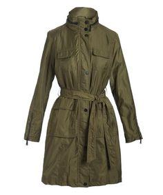 Olive Giselle Raincoat #zulily #zulilyfinds