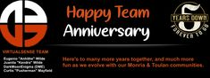 (5) Happy 5 Year Anniversary   Monria / Virtualsense Team   Virtualsense.eu