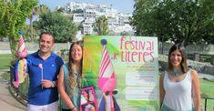 Festival de Títeres 'Villa de Salobreña', 27 y 28 de julio en el Parque La Fuente