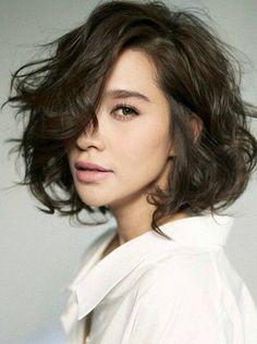 Kısa Permalı Saç Modelleri | Kokteylde.com