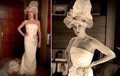 Carolina Ferraz de Vera Wang para WhiteHall - Yes Wedding