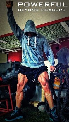 Leg day... going to crush them until they look like this. Dwayne Johnson