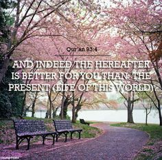 Jannah is better for you!