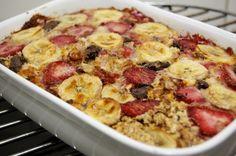 Een heerlijk en gezond ontbijt: Havermout uit de oven