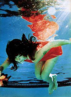Björk photographed by Kate Garner,1995-2