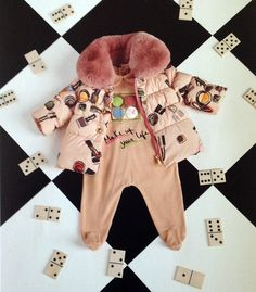 8d1cd1fc96cb Jacket and Romper. Rocchetti Rappresentanze · Moschino Baby Kid Teen