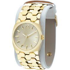 63533515de0 Relógio Feminino Analógico Euro Verona EU2035UX 2B - Branco - euro