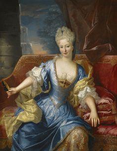 Marie Madeleine Charlotte de Foix-Rabat,Countess of Sabran, French Foto Glamour, European Costumes, Marie Madeleine, Maria Theresa, 18th Century Fashion, 17th Century, Historical Art, French Art, Versailles