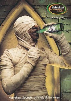 Heineken #Halloween #socialmedia #marketing