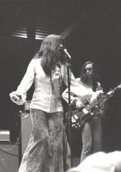 Janis Joplin and BBHC founder & bandmate, Peter Albin