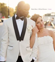 White Women and Black Men Interracial love Interracial Marriage bmww