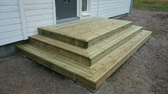 Patio Steps, Deck Design, Backyard, Wood, Garden, Cover Design, Patio, Garten, Woodwind Instrument