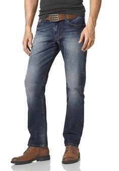 Materialzusammensetzung , Obermaterial: 100% Baumwolle, |Material , Baumwolle, |Materialeigenschaften , Hautfreundlich - weil schadstoffgeprüft, |Optik , bestickt, |Waschung , used, |Leibhöhe , niedriger, |Beinform , gerade, |Beinabschluss , gerader Abschluss, |Passform , normal, |Schnittform Länge , lang, |Taschen , Eingrifftaschen, Gesäßtaschen, Münztasche, |Verschluss , Reißverschluss, |Inne...