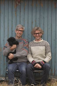 Tuesday October at be sure to tune in to Create & Craft as we bring you the exciting doublle knitting act, Arne and Carlos! Knitting Ideas, Knitting Projects, Arne And Carlos, Create And Craft, Christmas Knitting, Clothing Ideas, Tuesday, This Is Us, October