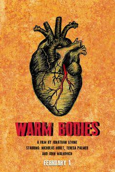 Warm Bodies by Rachel Bennett