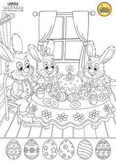 Easter coloring pages uskrs bojanke za djecu free printables easter bunny eggs chicks and more on bonton tv coloring books uskrs bojanke easter coloringpages coloringbooks printables Spring Coloring Pages, Easter Coloring Pages, Coloring Sheets For Kids, Cute Coloring Pages, Free Coloring, Coloring Pages For Kids, Coloring Books, Easter Egg Crafts, Easter Bunny