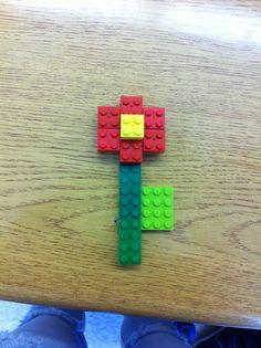 oban, mackenzie, ben, kyle's lego flower