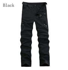 2014 Men Outdoor Sports Quick Dry Pant Breathable Waterproof Tactical Casual Pockets Trousers With Belt Fishing Hiking Camping