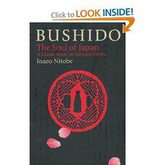 Bushido: The Soul of Japan: Inazo Nitobe: 9781568364407: Amazon.com: Books