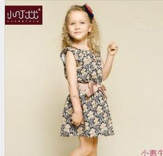 Cute Clothes For 7 Yr Old Girls Wild Girl Retro Print