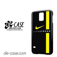 Livestrong Nike Logo Sport Bike DEAL-6603 Samsung Phonecase Cover For Samsung Galaxy S5 / S5 Mini