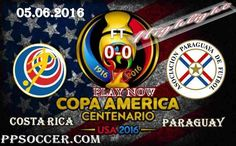 Costa Rica 0 - 0 Paraguay 05.06.2016 HIGHLIGHTS - Copa America USA 2016 HIGHLIGHTS Costa Rica VS Paraguay 05.06.2016 Costa Rica, Soccer Predictions, Barclay Premier League, Usa, America's Cup, U.s. States