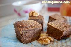 Brownie proteico en mireiagimeno.com