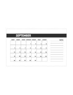 September 2021 mini calendar printable in 4.5 x 7. Small 2021 Calendar printable. Free Printable Calendar Templates, Monthly Calendar Template, Printable Planner Pages, Free Calendar, Calendar Pages, Printable Crafts, 2021 Calendar, Free Printables, Pages D'agenda