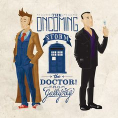 believeindrawing: A tribute to my favourite Doctors.