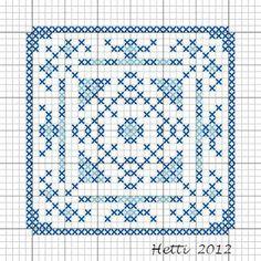 Creative Workshops from Hetti: SAL Delfts Blauwe Tegels, Deel 8 - SAL Delft Blue Tiles, Part 8.